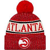 New Era Men's Atlanta Hawks Sports Knit Hat