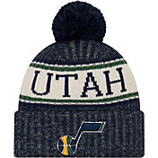 New Era Youth Utah Jazz Sports Knit Hat