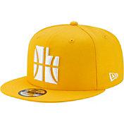 New Era Men's Utah Jazz 9Fifty City Edition Adjustable Snapback Hat