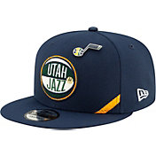 New Era Men's Utah Jazz 2019 NBA Draft 9Fifty Adjustable Snapback Hat