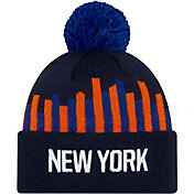 New Era Men's New York Knicks City Edition Knit Hat