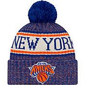 New Era Men's New York Knicks Sports Knit Hat