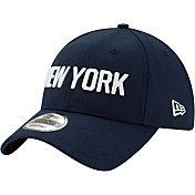 New Era Men's New York Knicks 9Twenty City Edition Adjustable Hat