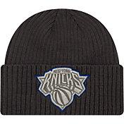 New Era Men's New York Knicks Core Classic Knit Hat