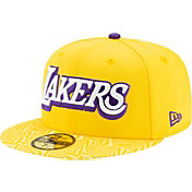 New Era Men's Los Angeles Lakers 59Fifty City Edition Fitted Hat