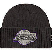 New Era Men's Los Angeles Lakers Core Classic Knit Hat