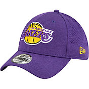 New Era Men's Los Angeles Lakers 39Thirty Stretch Fit Hat