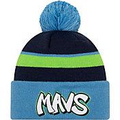 New Era Men's Dallas Mavericks City Edition Knit Hat