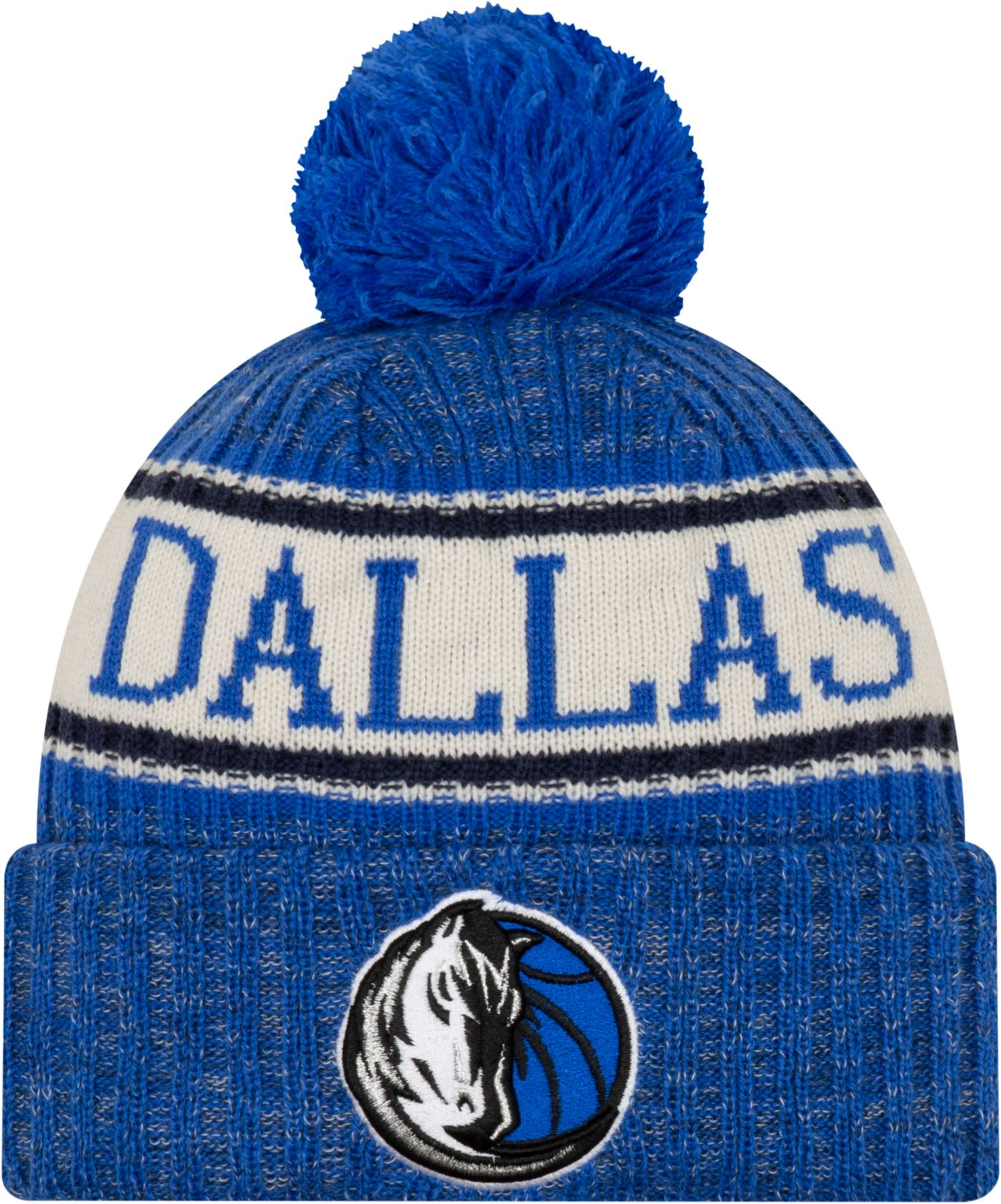 New Era Men's Dallas Mavericks Sports Knit Hat