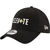 """New Era Men's Denver Nuggets 9Forty """"Elevate"""" Black Adjustable Hat"""