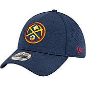 New Era Men's Denver Nuggets 39Thirty Stretch Fit Hat
