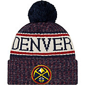 New Era Men's Denver Nuggets Sports Knit Hat