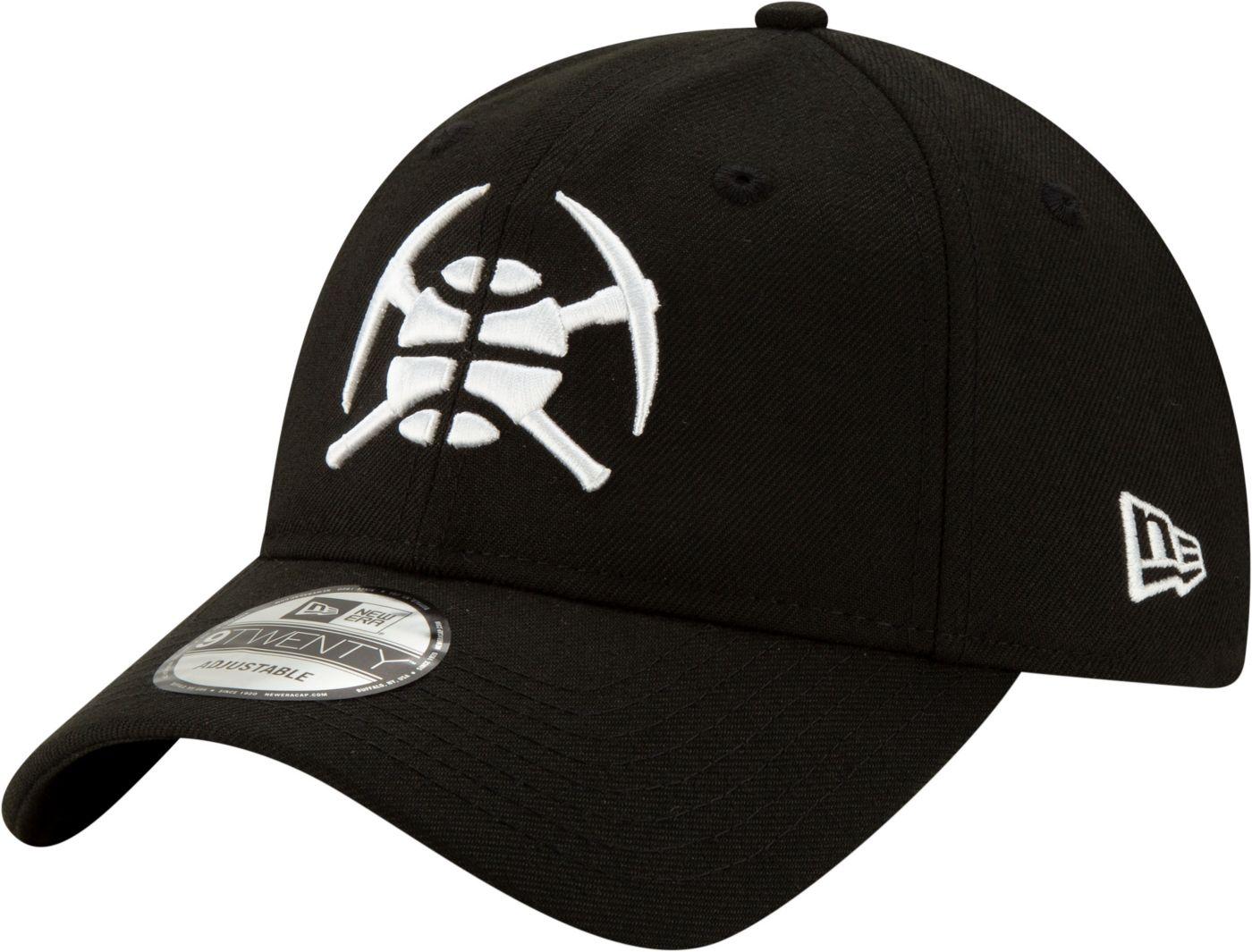 New Era Men's Denver Nuggets 9Twenty City Edition Adjustable Hat