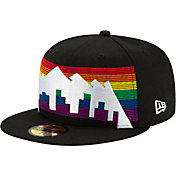 New Era Men's Denver Nuggets 59Fifty City Edition Fitted Hat