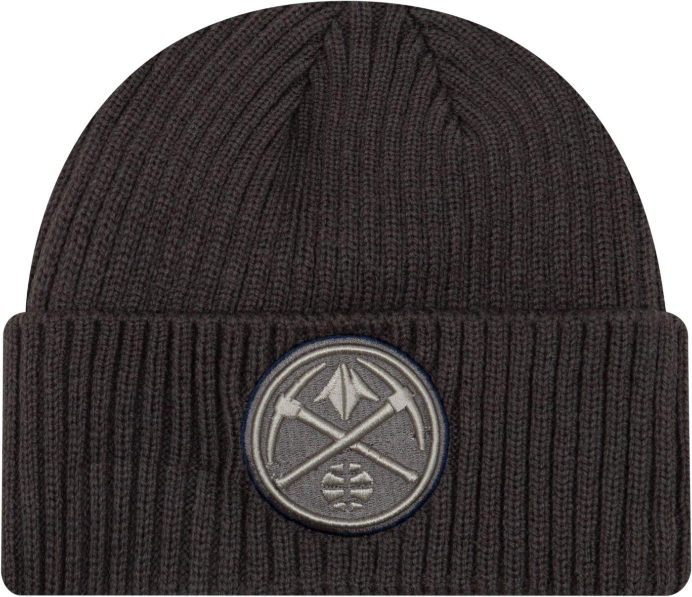 New Era Men's Denver Nuggets Core Classic Knit Hat