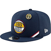 New Era Men's Denver Nuggets 2019 NBA Draft 9Fifty Adjustable Snapback Hat