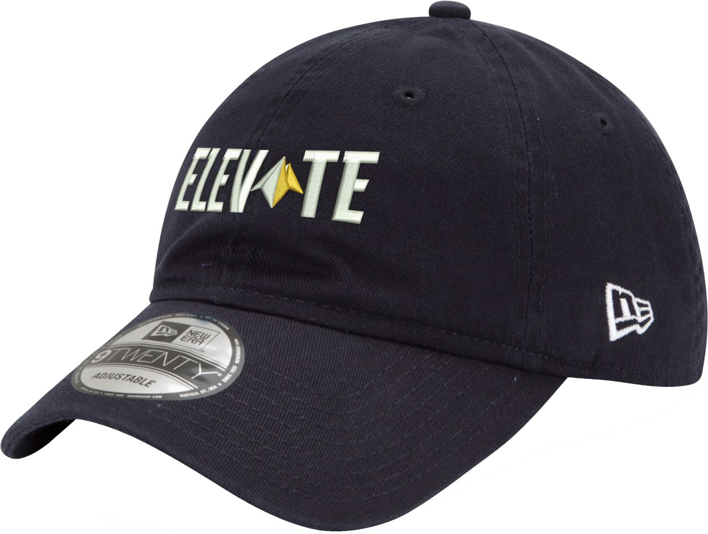 "New Era Men's Denver Nuggets 9Twenty ""Elevate"" Navy Adjustable Hat"