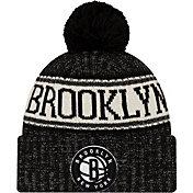 New Era Men's Brooklyn Nets Sports Knit Hat