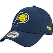 New Era Men's Indiana Pacers 9Forty Adjustable Hat