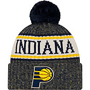New Era Men's Indiana Pacers Sports Knit Hat