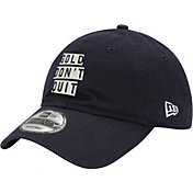"New Era Men's Indiana Pacers 9Twenty ""Gold Don't Quit"" Navy Adjustable Hat"
