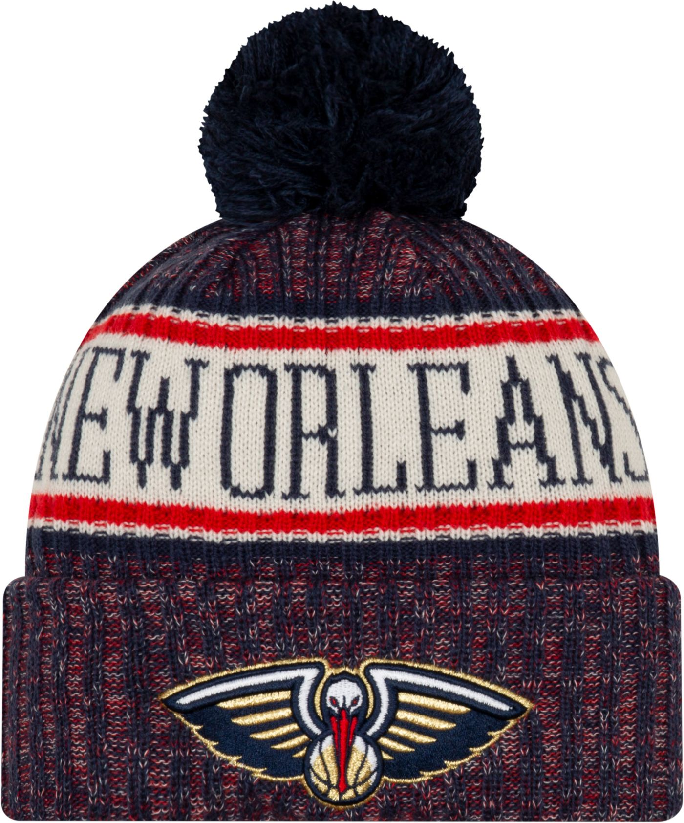 New Era Youth New Orleans Pelicans Sports Knit Hat