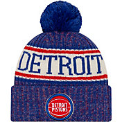 New Era Youth Detroit Pistons Sports Knit Hat