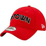 New Era Men's Houston Rockets 9Twenty City Edition Adjustable Hat