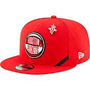 New Era Men's Houston Rockets 2019 NBA Draft 9Fifty Adjustable Snapback Hat