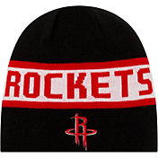 New Era Men's Houston Rockets Reversible Sports Knit Hat