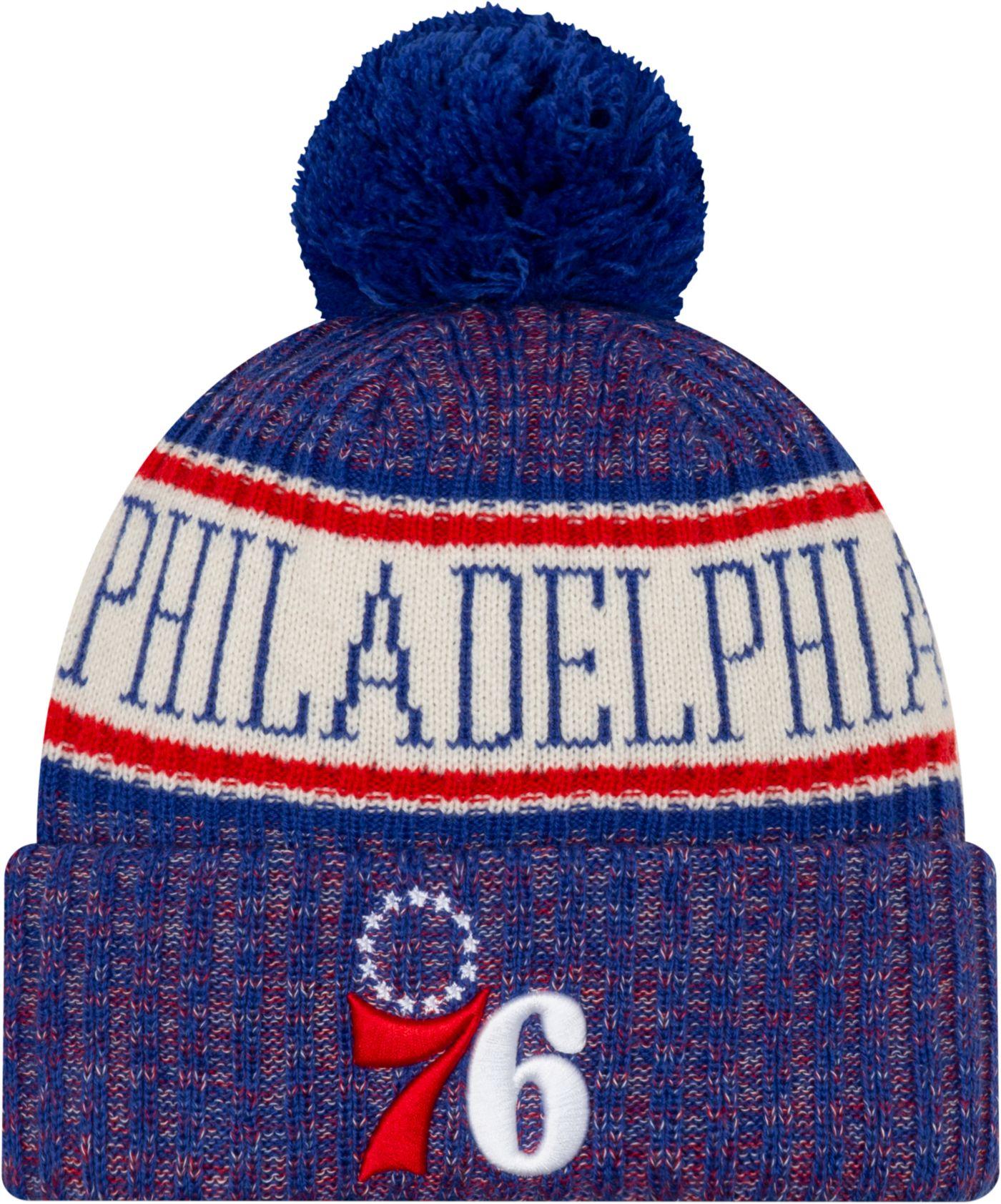 New Era Youth Philadelphia 76ers Sports Knit Hat