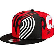 New Era Men's Portland Trail Blazers 9Fifty Adjustable Snapback Hat