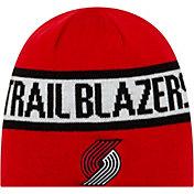 New Era Men's Portland Trail Blazers Reversible Sports Knit Hat