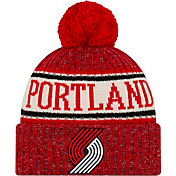 New Era Youth Portland Trail Blazers Sports Knit Hat