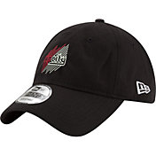 "New Era Men's Portland Trail Blazers 9Twenty ""Rip City"" Black Adjustable Hat"