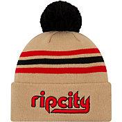 New Era Men's Portland Trail Blazers City Edition Knit Hat