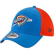 New Era Men's Oklahoma City Thunder 39Thirty Stretch Fit Hat