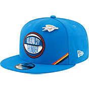 New Era Men's Oklahoma City Thunder 2019 NBA Draft 9Fifty Adjustable Snapback Hat