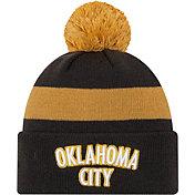 New Era Men's Oklahoma City Thunder City Edition Knit Hat