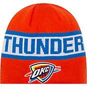 New Era Men's Oklahoma City Thunder Reversible Sports Knit Hat