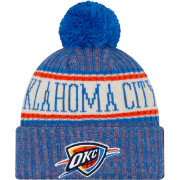 New Era Men's Oklahoma City Thunder Sports Knit Hat