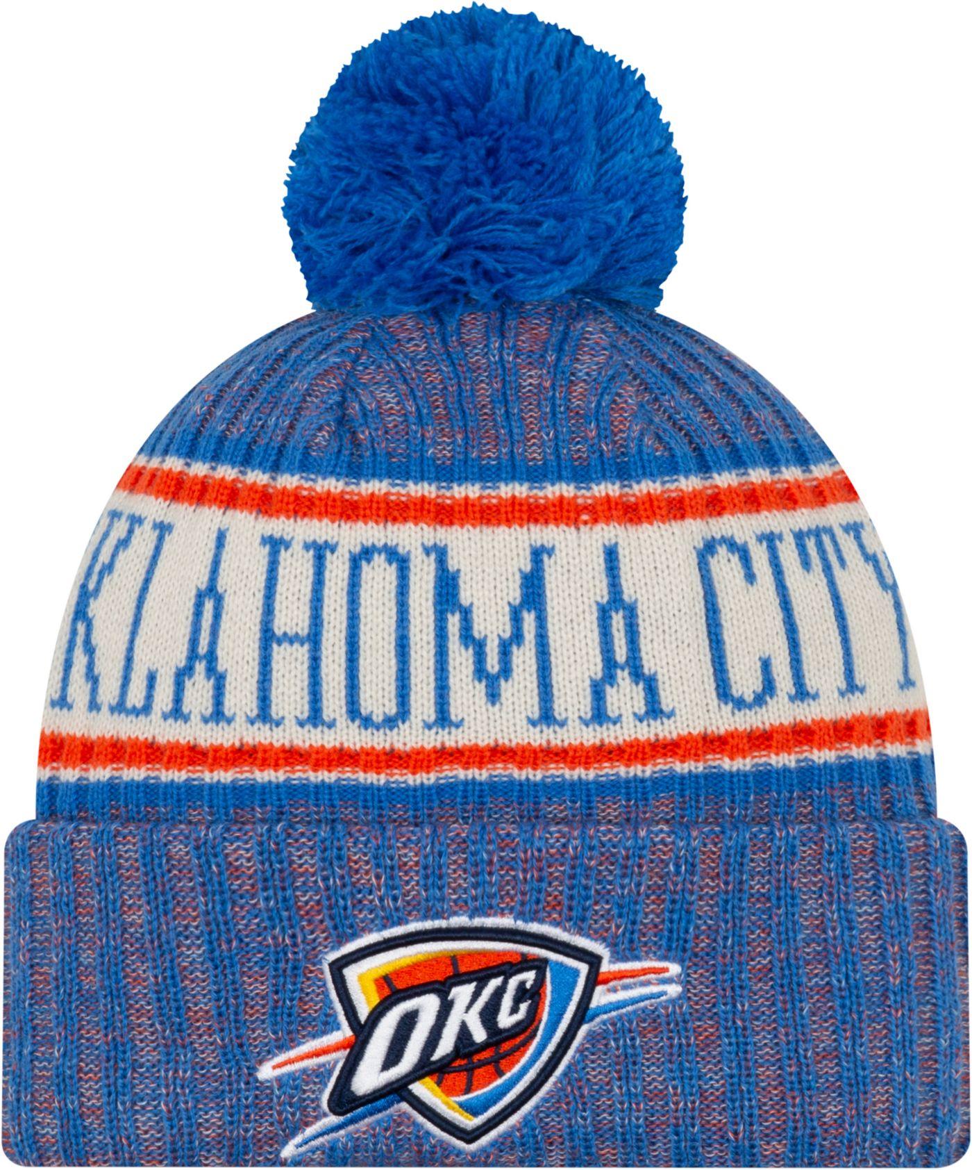 New Era Youth Oklahoma City Thunder Sports Knit Hat