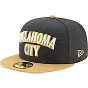 New Era Men's Oklahoma City Thunder 59Fifty City Edition Fitted Hat