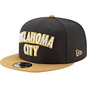 New Era Men's Oklahoma City Thunder 9Fifty City Edition Adjustable Snapback Hat