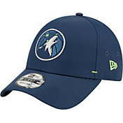 New Era Men's Minnesota Timberwolves 9Forty Adjustable Hat
