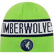 New Era Men's Minnesota Timberwolves Reversible Sports Knit Hat