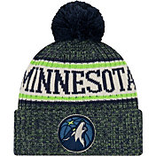New Era Men's Minnesota Timberwolves Sports Knit Hat