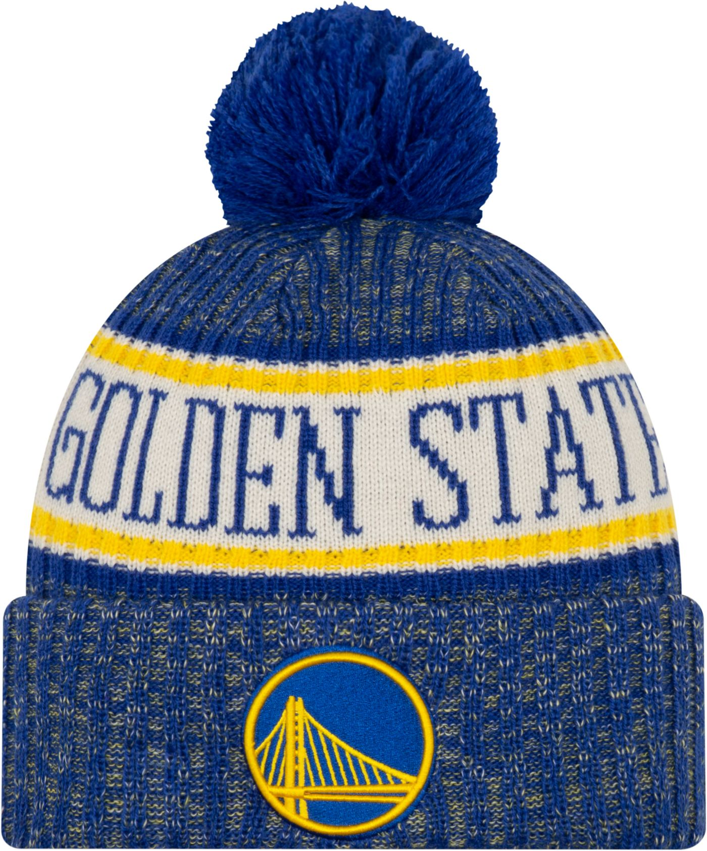 New Era Men's Golden State Warriors Sports Knit Hat