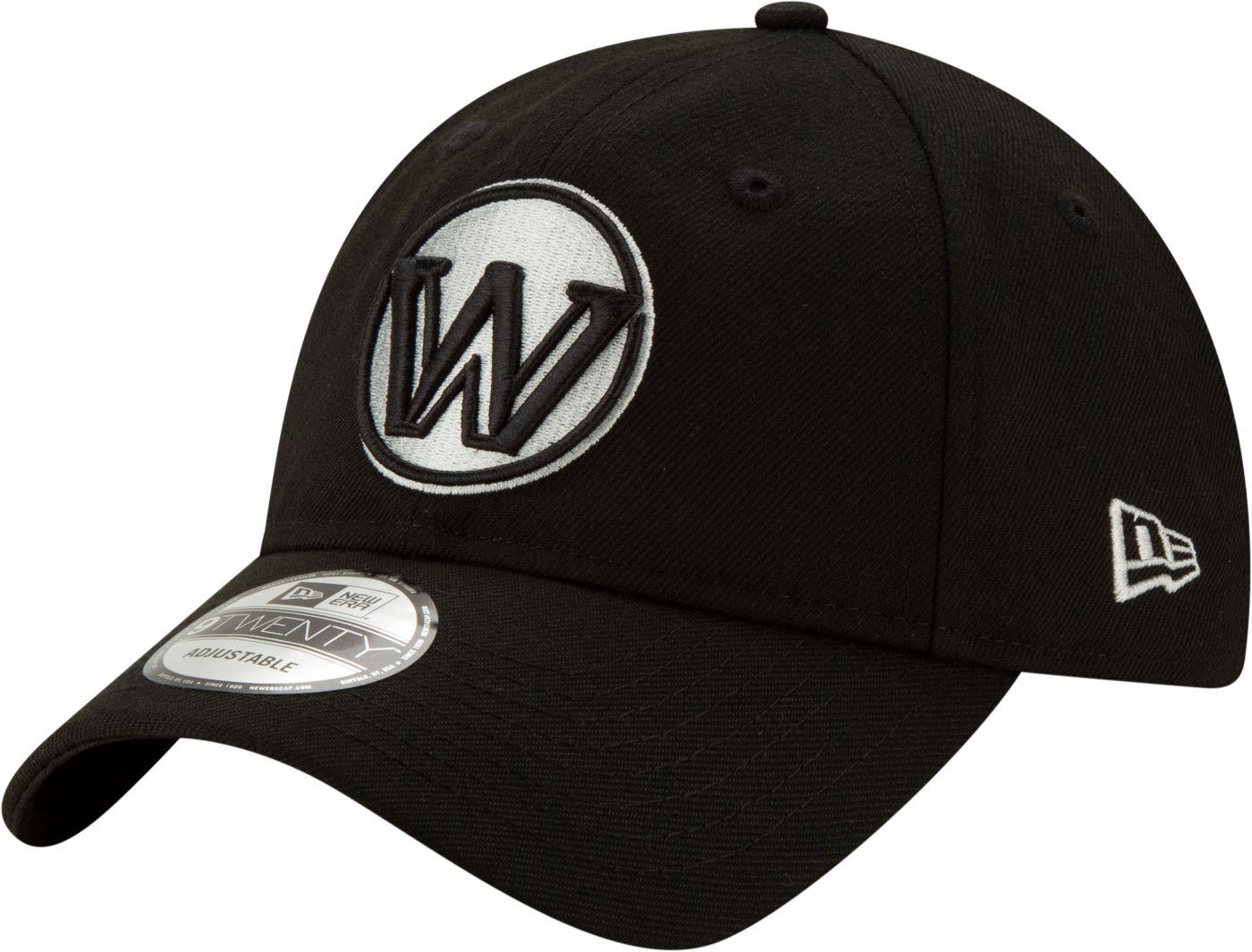 New Era Men's Golden State Warriors 9Twenty City Edition Adjustable Hat
