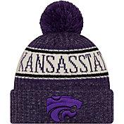 New Era Men's Kansas State Wildcats Purple Sport Knit Beanie